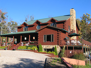 Iron Mountain Inn Bed and Breakfast - Watauga Lake