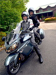 Iron Mountain Inn Bed and Breakfast - Motorcycle Guests