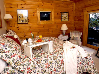 Iron Mountain Inn Bed and Breakfast - Family Memories Room