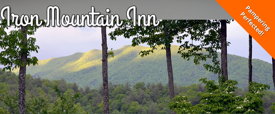 Iron Mountain Inn Bed and Breakfast - Watauga Lake - Bristol TN - Johnson City TN - Boone NC - Photos